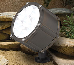 Dallas residential and commercial landscape are best illuminated with LED 12 volt Kichler lights and they are perfectly suited for Dallas, Carrollton, and Fort Worth Texas