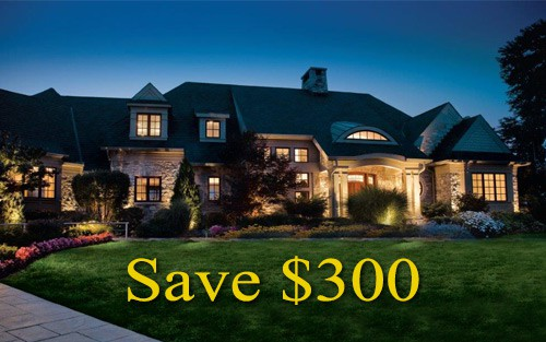 Beautiful home with Save $300 coupon listed