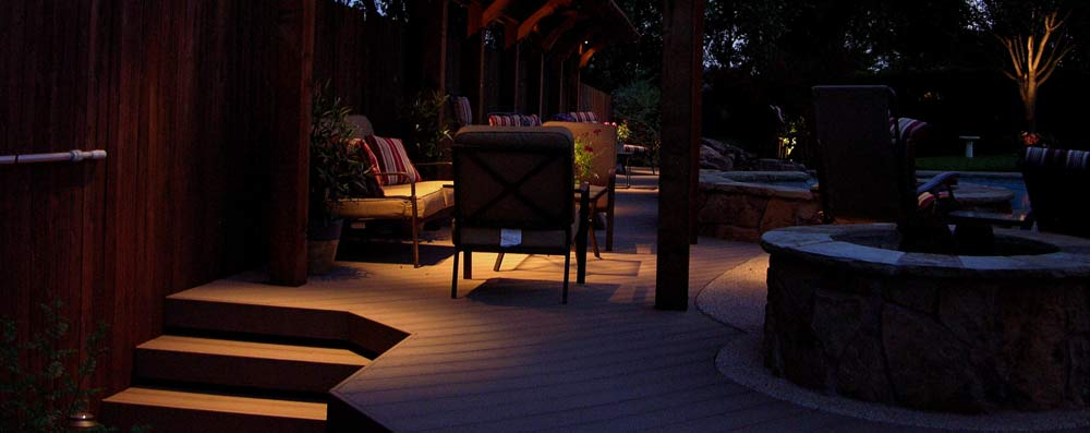 Patio Lighting Bedford Texas