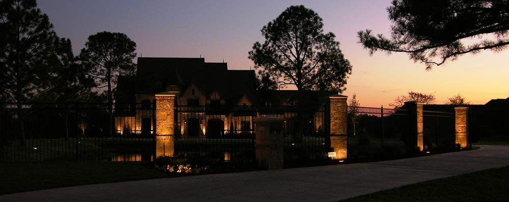 Landscape Lighting Dallas Texas