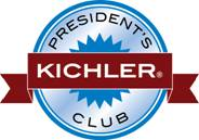 Kichler Lighting President's Club Logo