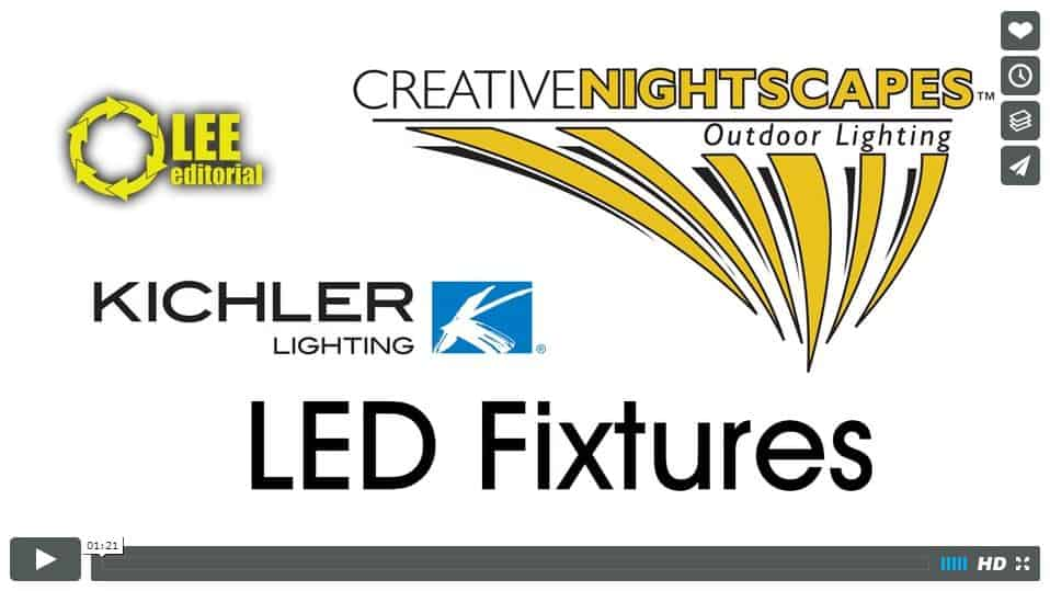 Creative Nightscapes LED fixtures Vdeo screenhsot