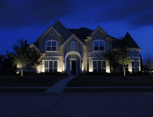Little Things Make a Big Difference In Outdoor Lighting Design