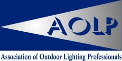 AOLP Association of Outdoor Lighting Professionals Logo