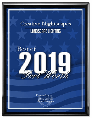 Creative Nightscapes wins best of fort worth 2019